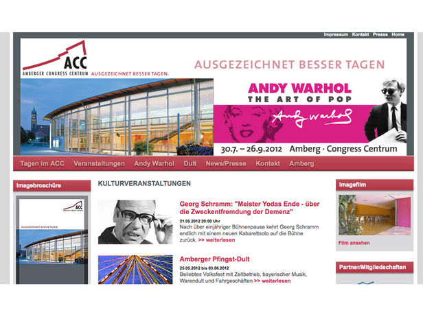 Amberger Congress Marketing